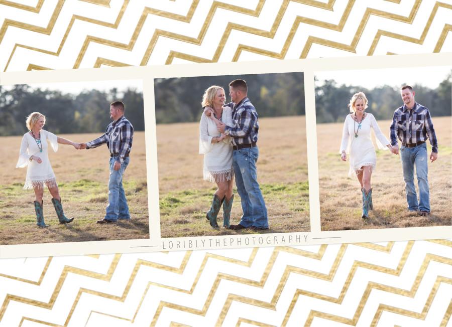 Kimberly & Randall's Engagement, Moffitt Oaks