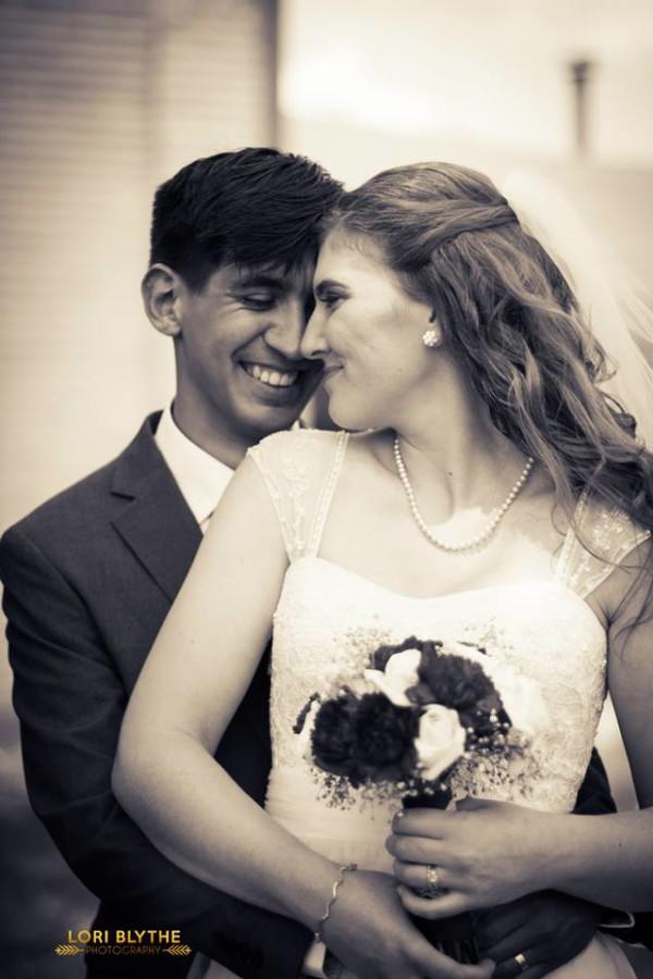 RJ & Elizabeth's Newlywed Session in College Station