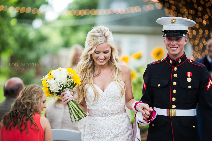 Kimberly & Carlton's Wedding at Oak Tree Manor