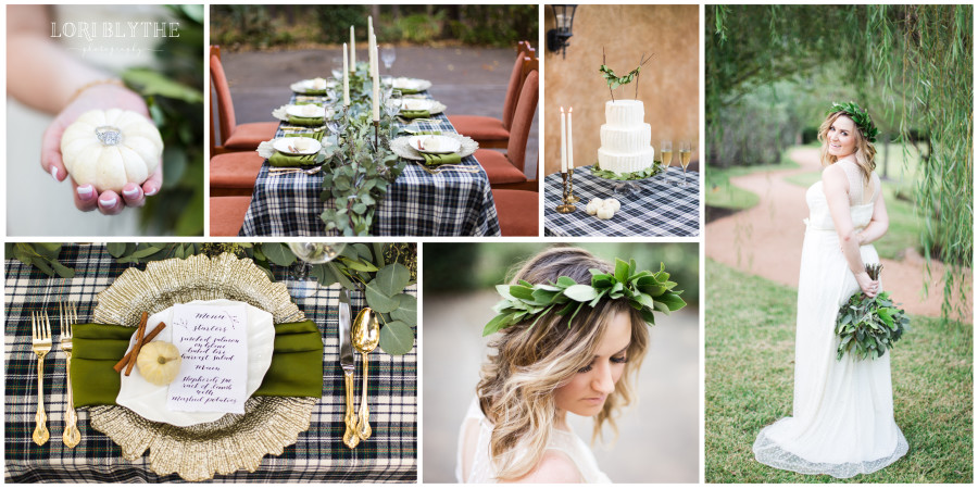 Featured on Every Last Detail: Fall Styled Shoot at Chateau Polonez, Houston