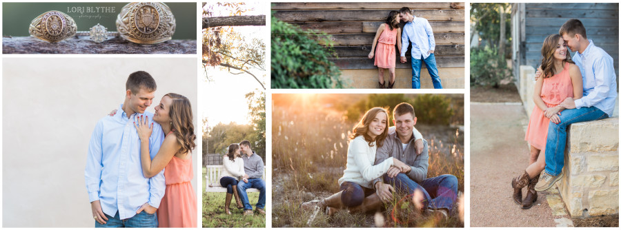 Featured on 7 Centerpieces: Jenny & Philip's Engagement at Hoffman Haus & Cross Mountain, Fredericksburg