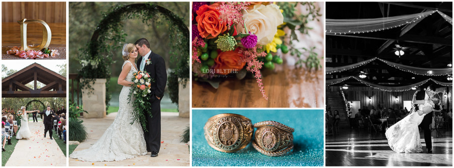Montanna & Justin's Wedding at Pecan Springs Events