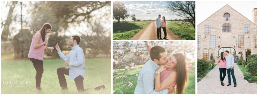 Becker Vineyards Proposal Photography