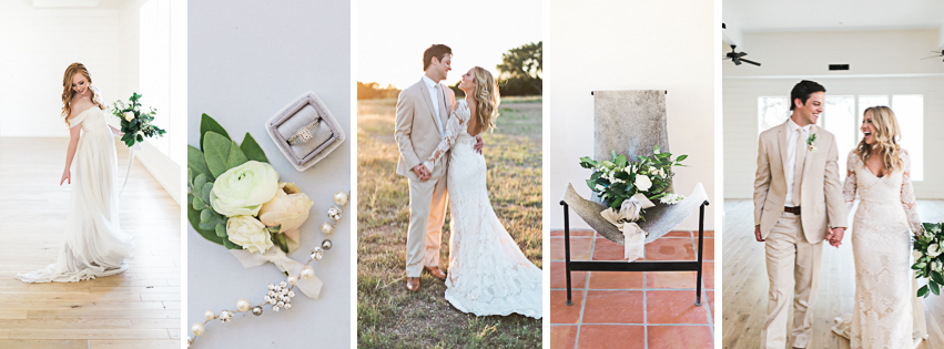 "Contigo Ranch Fredericksburg – clean white space and epic views for ""I do's"""