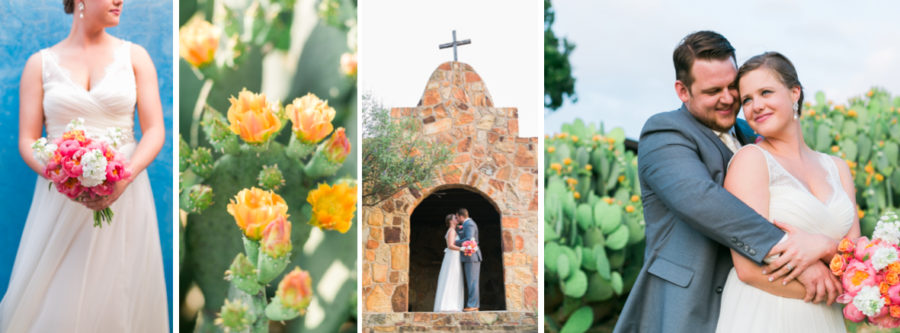 Tres Lunas Resort Elopement in Mason Texas