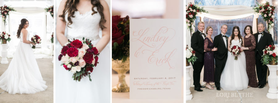 Fredericksburg Nimitz Museum Wedding with Lindsey & Erick