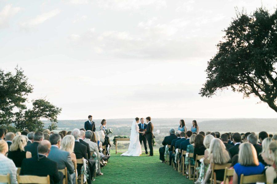 Contigo Ranch Fredericksburg's First Wedding!  Cori & Kelly Cavender