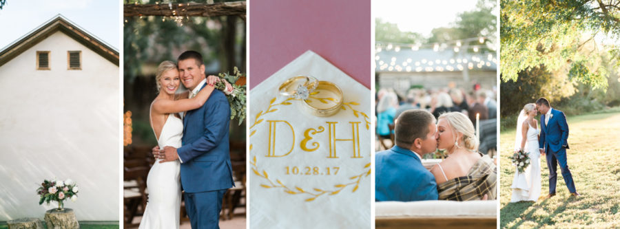 A Night to Remember at Hoffman Haus Fredericksburg: Hailey & Darren