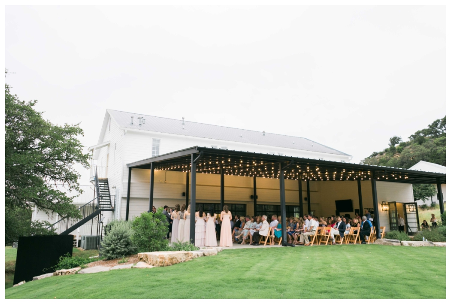 Contigo Ranch Wedding In Fredericksburg For Ashton Amp Nathaniel